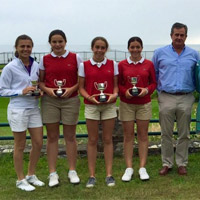 Golf – Matesanz-Corral y Aseguinolaza-Martin, Campeones de Dobles del País Vasco