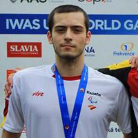 Esgrima – El bilbaíno Tarek Nejjar es subcampeón del mundo sub-23 en esgrima adaptada
