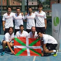 Pádel – Euskadi da la talla a nivel internacional