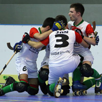 Hockey Patines – La selección de Euskadi participa en el XXXVII Torneo Internacional Villa de Grado