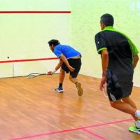 Squash – Máster de Euskadi en Eibar