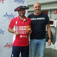 Squash – Sestao acogió el Campeonato individual de Squash de Euskadi