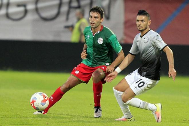 Córcega 1-Euskadi 1 (Córcega) (27 de mayo de 2016) Selección Absoluta de Fútbol
