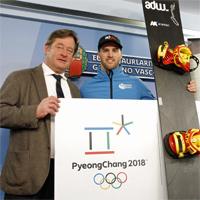 Deportes de Invierno – Cinco deportistas vascos en las Olimpiadas de Corea del Sur