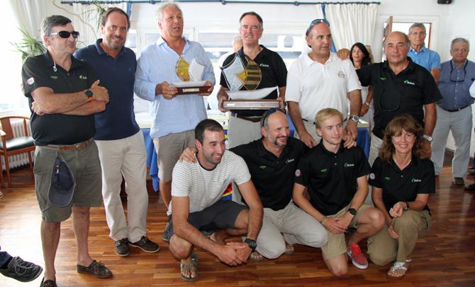 El 'Maitena' gana la Liga Vasca de Cruceros