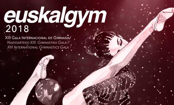 Presentación de la Gala Euskalgym