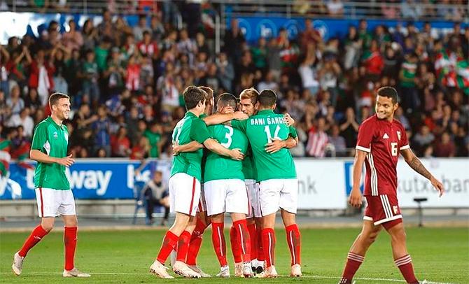 La Federación Vasca de Fútbol solicita la oficialidad