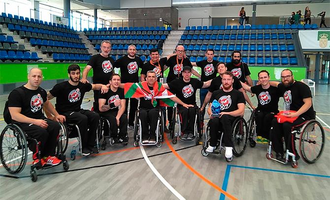 El Bidaideak se clasifica para la Euroliga 1