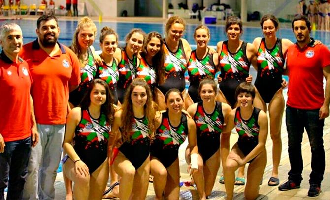 La selección de Euskal Herria juega en México