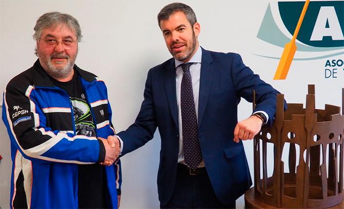 Colaboración entre la Federación Vasca de Remo y la ACT