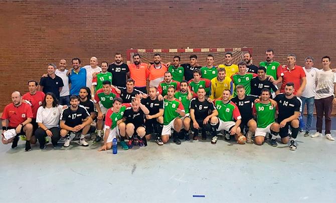 Euskadi cede en dos amistosos ante Aquitania