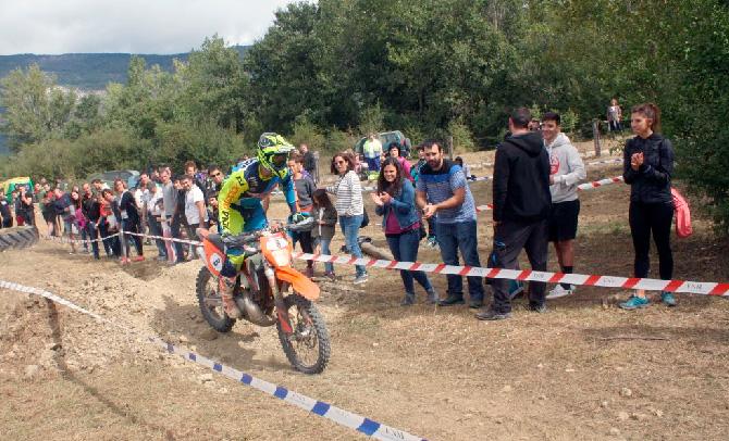 Alta participación en Irañeta en una nueva prueba puntuable para el Campeonato de Euskadi de la especialidad