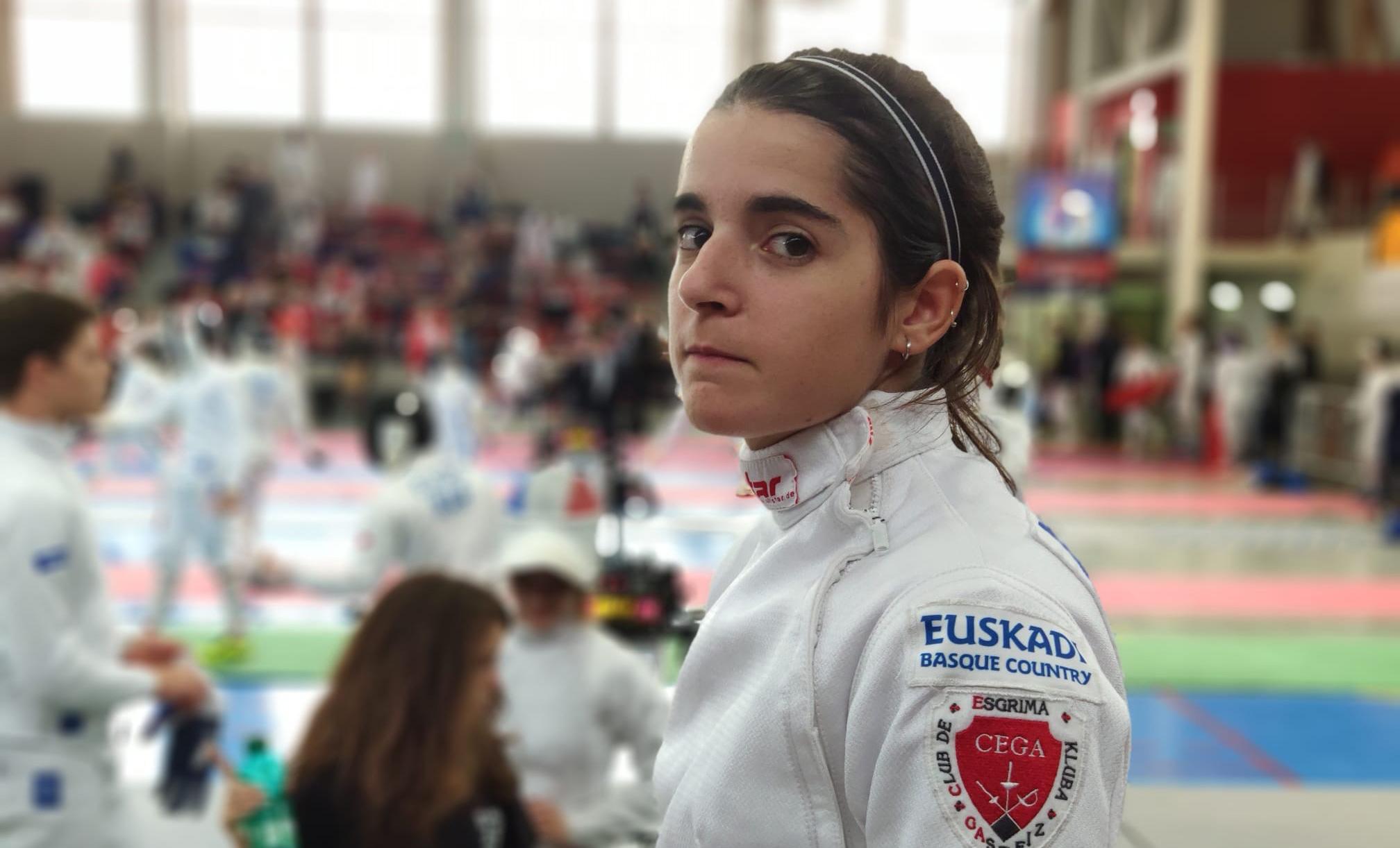 María Ascasso, entre las mejores de Europa