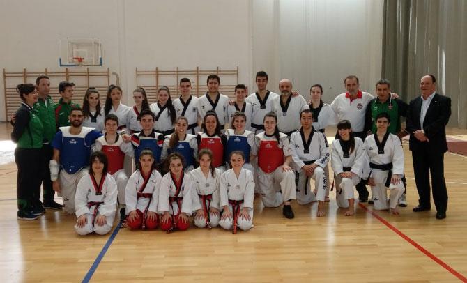 El equipo vasco compite en el estatal de Torrelavega