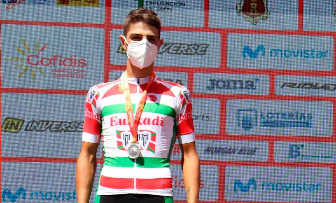 Jokin Murguialday logra la plata en el Campeonato de España Sub-23 CRI