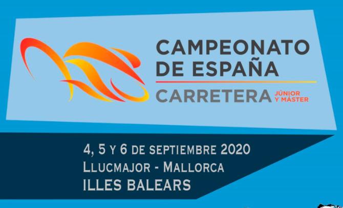 La Selección de Euskadi participará con 16 ciclistas en el Campeonato de España Junior de carretera