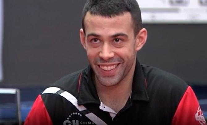 Reportaje que emitió ETB el martes 29 de septiembre sobre el jugador de Leka Enea de Irún Endika Díez