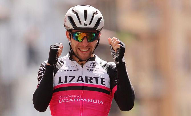 Jordi López (Lizarte) se impone en Altsasu en la tercera prueba del Euskaldun