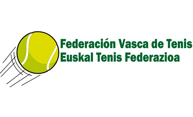 Solicitud de la Federación Vasca de Tenis