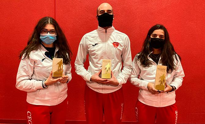 El Campeonato de Euskadi se celebró en Vitoria