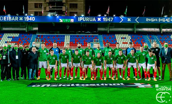 Euskadiko selekzioak Costa Rica irabazi du Eibarren