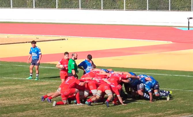 El Ordizia vence en Sevilla y se asienta en el grupo de favoritos