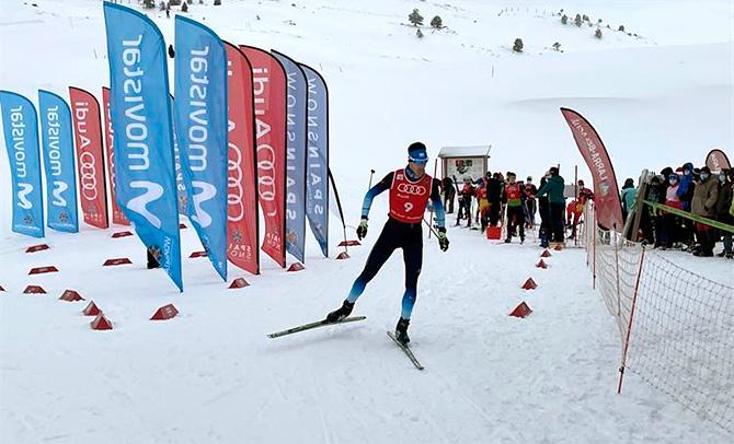 La Federación Vasca organiza el Campeonato de España Absoluto de Esquí de Fondo