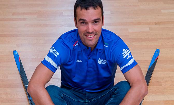 Imanol Rojo vuelve a entrar en el Top 20 del Mundial de Oberstdorf