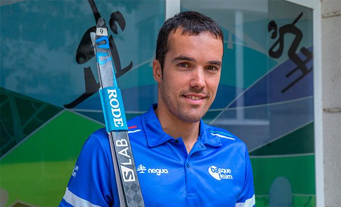 El esquiador de fondo Imanol Rojo firma su mejor resultado en un Mundial