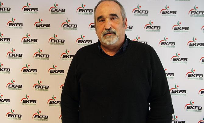 Ángel Gurrutxaga, nuevo presidente de la UFDV