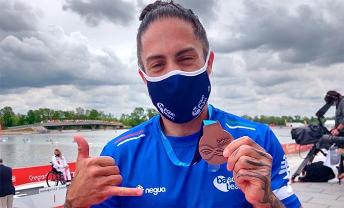 Higinio Riverok brontzezko domina irabazi du Szegedeko Munduko Kopan