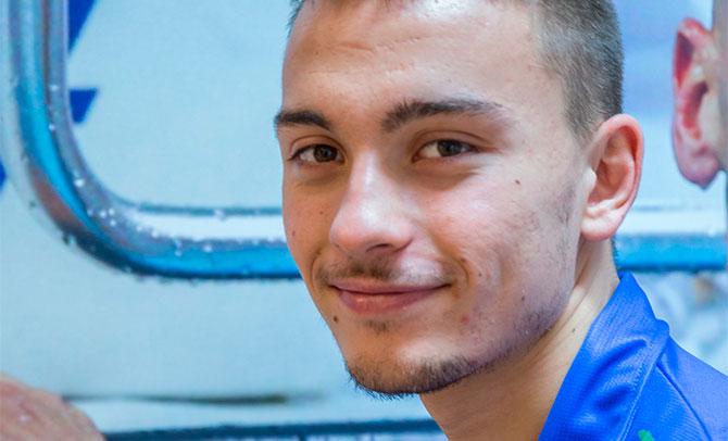 Medalla de bronce para Íñigo Llopis en los 400 del Europeo