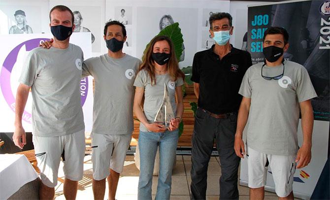 El 'Biobizz' gana el Campeonato de Euskadi de la clase J80