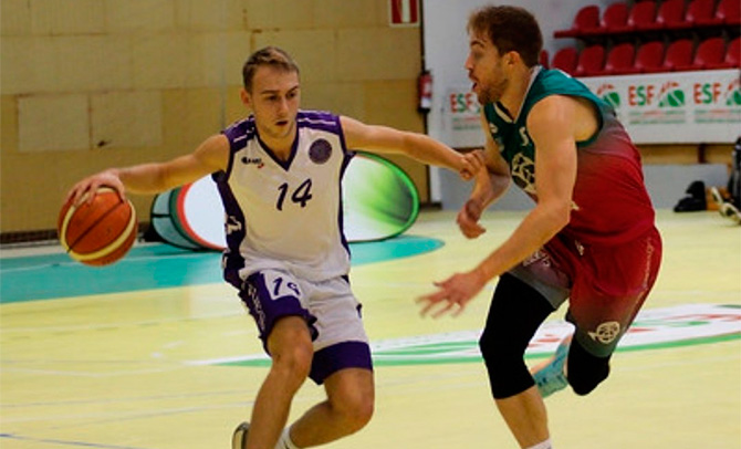 Santurtzi acogerá la Final a Cuatro de la Euskal Kopa EBA