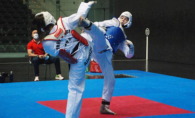 Euskadi participa en el Campeonato Junior de Cartagena