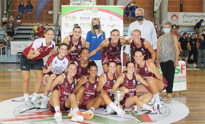 El Lointek vuelve a ganar la Euskal Kopa