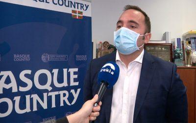 """Jon Redondo: """"Euskal Selekzioa hiru aldiz lehiatu da hilabetean"""""""